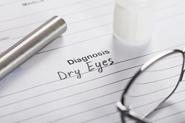 Diagnosing Dry Eye